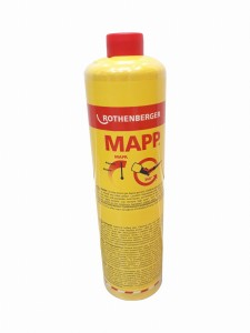MAPP Gaz 750ml Rothenberger 35521-C