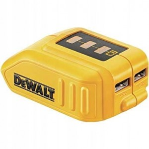 Adapter USB XR DEWALT DCB090 Li-Ion 10,8 14,4 18 V