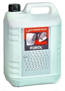Olej do gwintowania Ronol 5 l ROTHENBERGER mineral