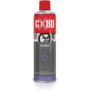CX-80 Silikon Smar Bezbarwny Spray 500ml ATEST PZ