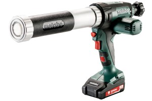 Pistolet do klejów KPA 18 LTX 400 METABO