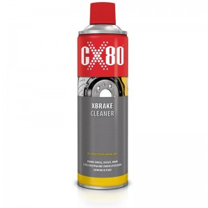 CX-80 XBRAKE X-BRAKE CLEANER 500ML DO HAMULCÓW